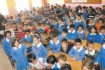 kalabalık sınıflara rekorlu örnek