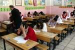 bir sınav sınıfı