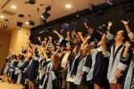 iletişimcilerin diploma töreni