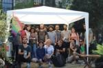 çadırlı eylemle protesto
