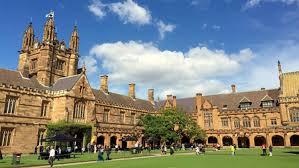 yabancı üniversite binası