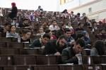 üniversite sınavına girenler