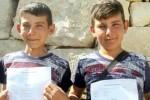 silifkeli ikizlerin başarısı