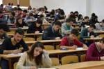 sınav salonlarından biri