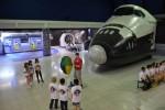 uzay kampı ekim'de