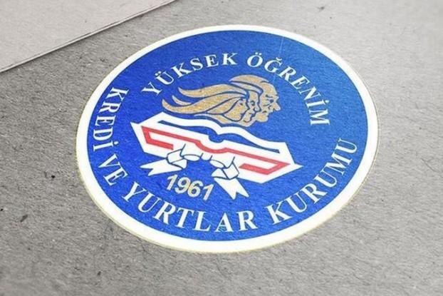 yükseköğrenim kredi yurtlar kurumu logosu
