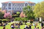 boğaziçi üniversitesi bahçesi