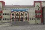 yatılı bölge okulunun genel görünümü